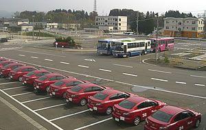 秋田北部自動車学校写真