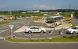ふくやま自動車学校写真