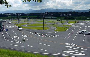 ナカムラ自動車学校写真